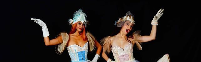 Cherry and Carmilla Burlesque Show